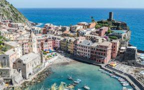 Equipo de Pixar visitará la Riviera italiana