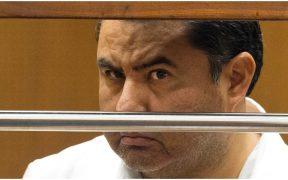 Naasón Joaquín se declara no culpable en corte de Los Ángeles