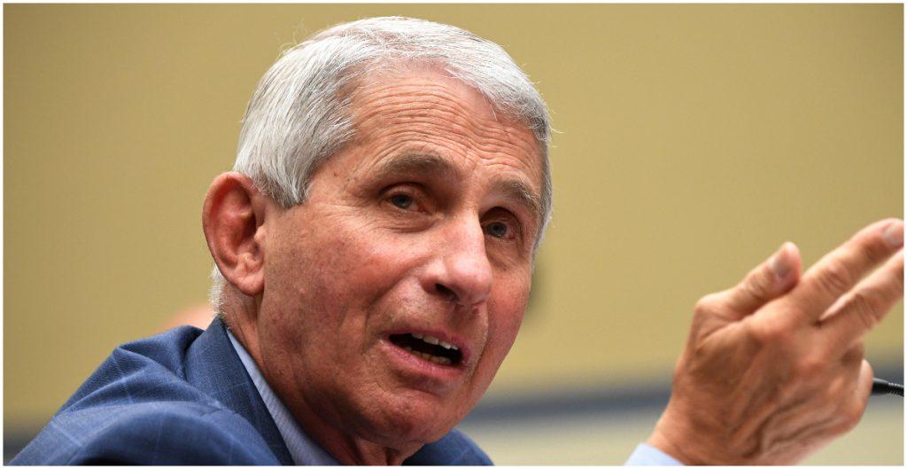 El doctor Anthony Fauci habló sobre las potenciales vacunas contra Covid en su comparecencia ante el Congreso