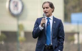 Jaime Ordiales será la máxima autoridad en Cruz Azul. (Foto: Mexsport)