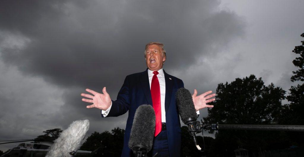Donald Trump dice que prohibirá Tiktok