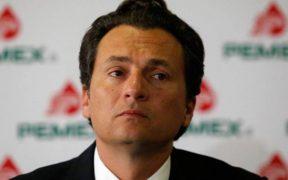 Sale Emilio Lozoya del hospital tras 15 días internado por anemia
