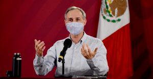 Hugo López-Gatell, subsecretario de Salud