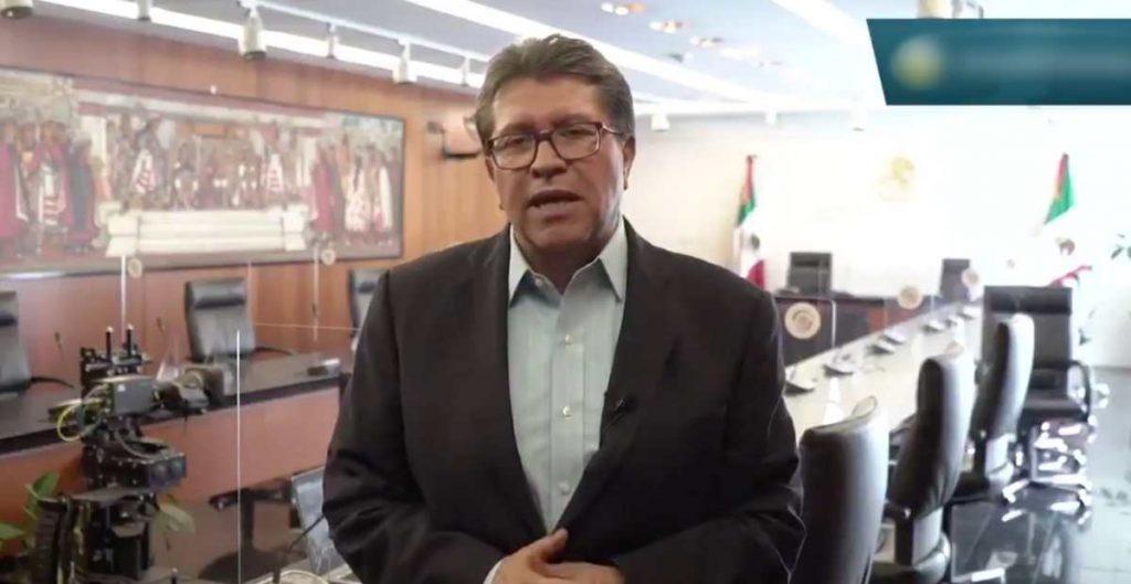 Senador Ricardo Monreal