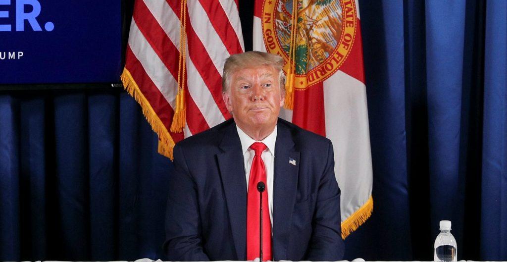 Nominación de la candidatura de Trump se realizará en privado por Covid-19