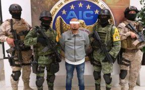 """Fuerzas federales detienen a """"El Marro"""", líder del Cártel de Santa Rosa"""