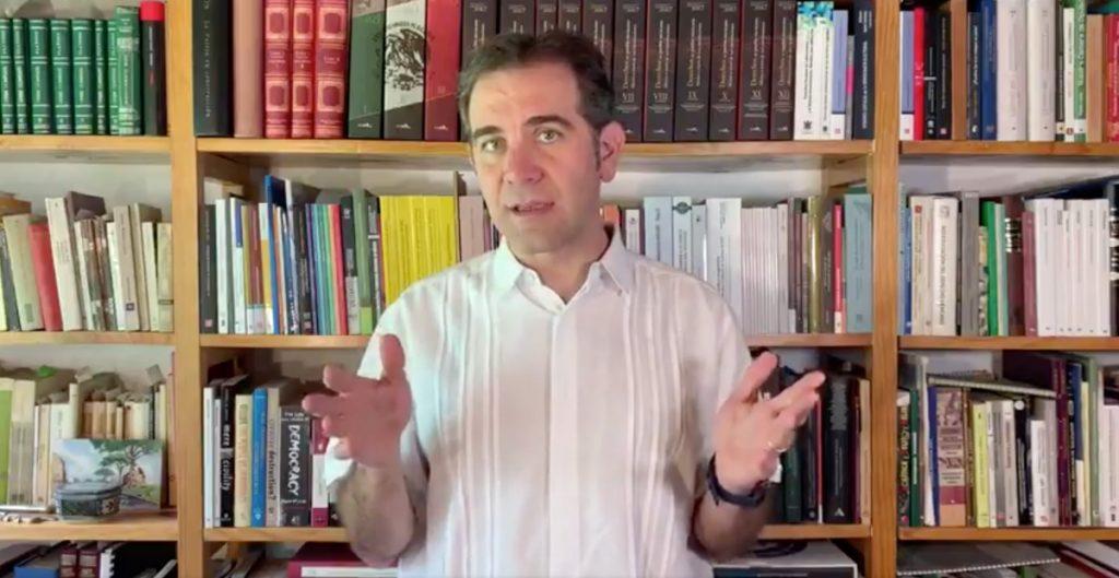 Fecha de elecciones en Coahuila e Hidalgo es tentativa: Lorenzo Córdova