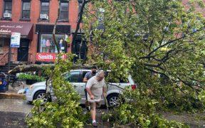 Tormenta tropical 'Isaías' provoca tornados y deja al menos 6 muertos