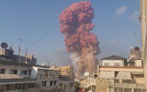 No hay mexicanos entre las víctimas de explosión en Beirut: AMLO