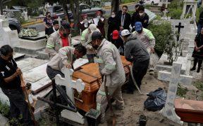 Dependencias gubernamentales guardarán un minuto de silencio en honor a las víctimas de Covid-19: AMLO