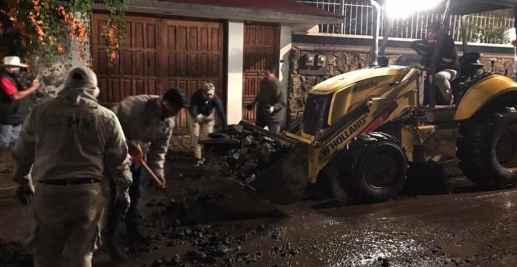 Habilitan albergues en Xochimilco por afectaciones tras lluvias