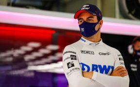 'Checo' Pérez cumplió la semana de cuarentena y espera nuevo resultado. (Foto: @RacingPointF1)