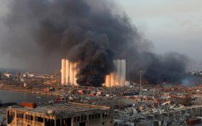 Sube a 145 el número de muertos por explosión en Beirut