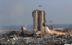 Detienen a 16 personas en Beirut por explosión