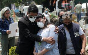 Rebasa México las 50 mil muertes por Covid-19