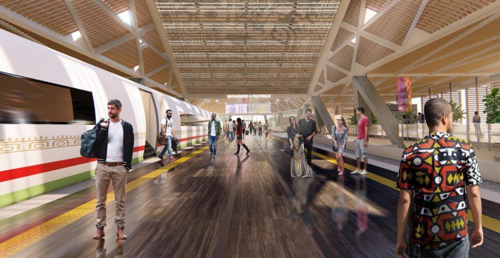 Tren Maya, proyecto de AMLO.