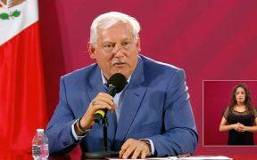 El secretario de Agricultura y Desarrollo Rural (Sader), Víctor Manuel Villalobos, no se disculpará