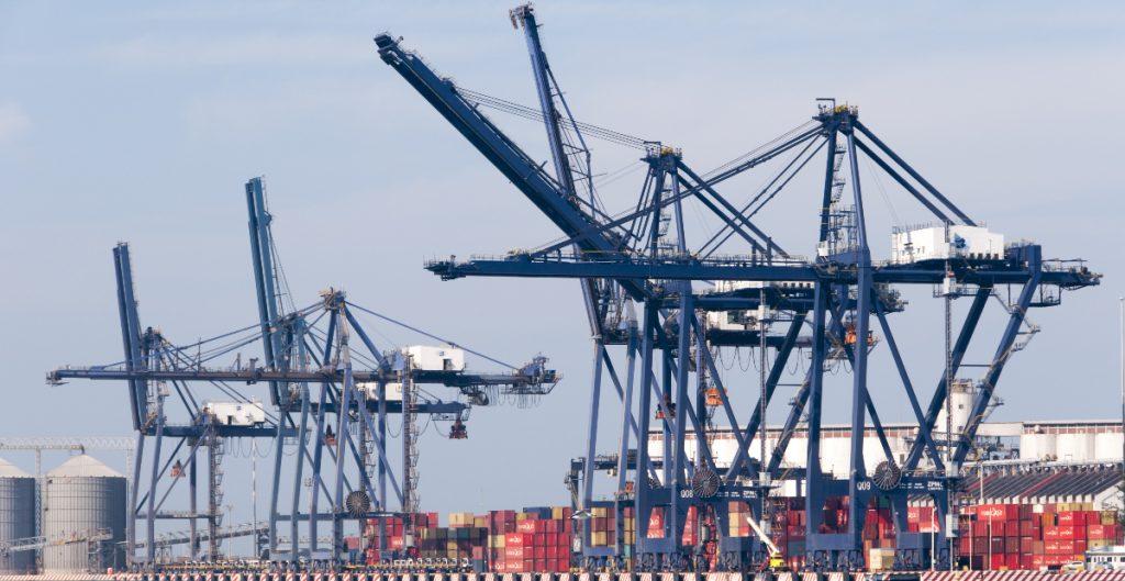 Puertos y Marina Mercante