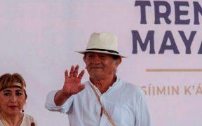 Indígenas cuestionan la construcción del Tren Maya