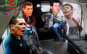 JC Chávez publicó el meme para 'amenazar' al 'Travieso'. (Foto: @Jcchavez115)