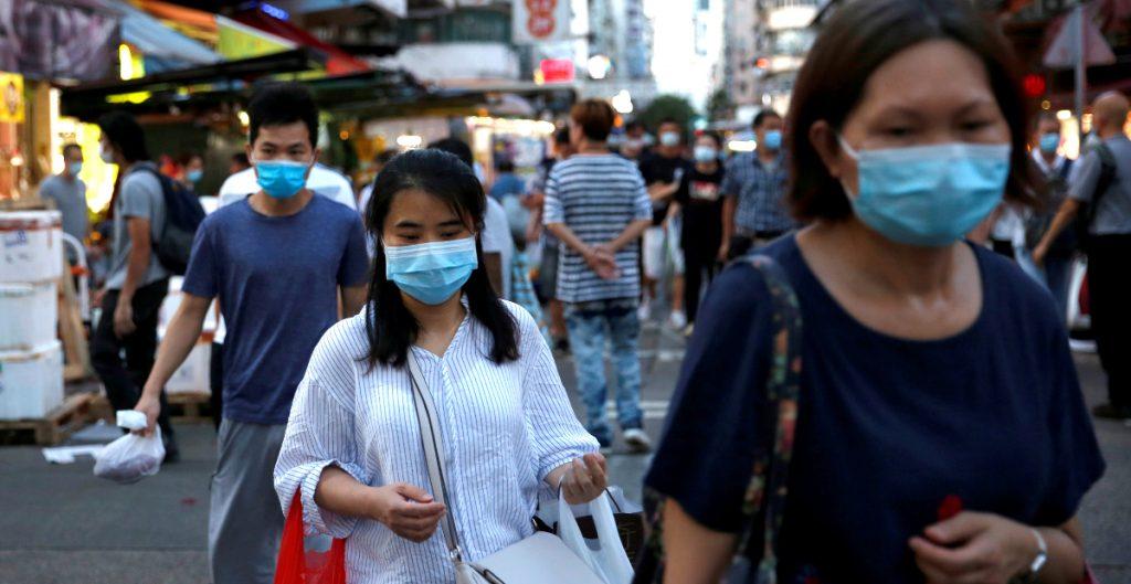 Dos personas han muerto por peste bubónica en China en tres días