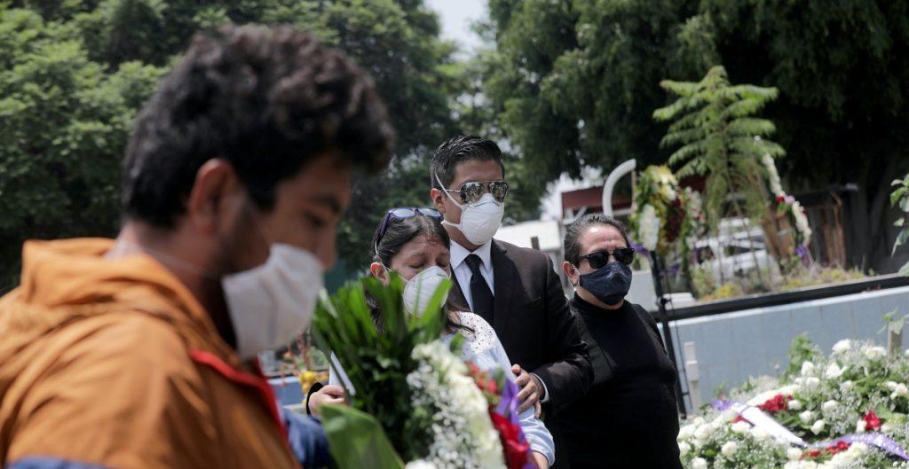 México llega a 475 mil contagios y 52 mil muertes por Covid-19