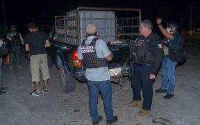 Detienen a 7 agentes por vínculos con el crimen organizado en Veracruz