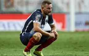 Monterrey rescató un sufrido empate ante Santos, en una fiesta de errores. (Foto: Mexsport)