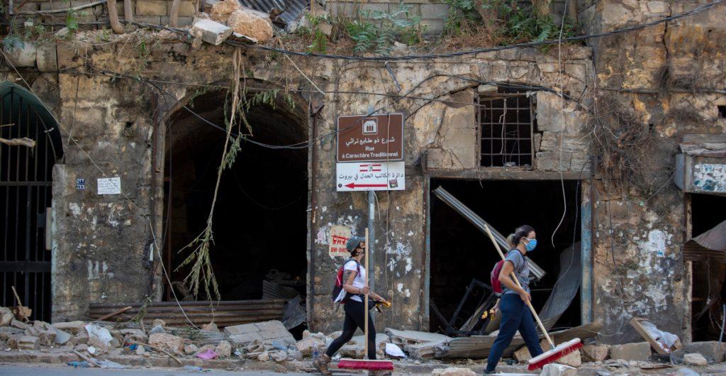 Reconoce EU que todavía no sabe el motivo de la explosión en Beirut