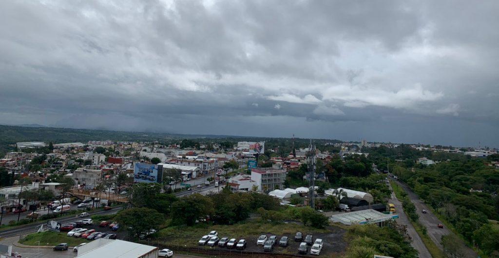 Las intensas lluvias dejaron tres muertos en Veracruz.