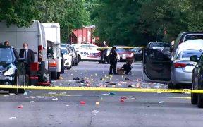 Tiroteo en Washington D.C. deja un muerto y 20 heridos