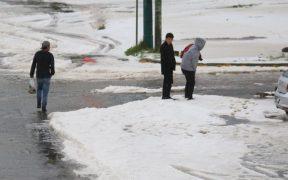 Elida provocará lluvias intensas y granizada en algunos estados de México.