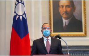 Alex Azar, secretario de Salud de EU, visita Taiwán por primera vez