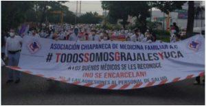 Segob buscará acuerdo con gobierno de Chiapas sobre médico detenido: AMLO