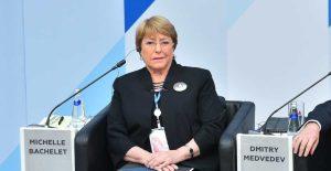 Detienen a hija de expresidenta de Chile por una protesta en cuarentena