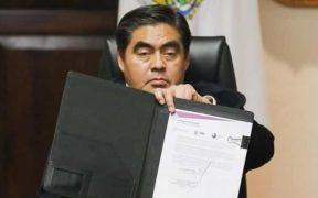 Rechaza Barbosa que en Puebla haya inmunidad para feminicidios