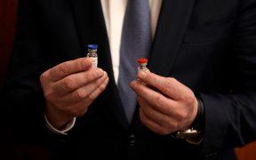 Ayer fue el día cero para iniciar la producción de la vacuna contra el Covid: Ebrard