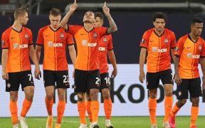 El Shakhtar pasó sin problemas a Semifinales de la Europa League. (Foto: EFE)
