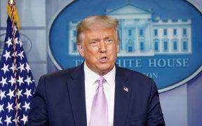 Trump critica a la compañera de fórmula de Biden Kamala Harris
