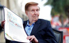 Muere el magnate Sumner Redstone a los 97 años