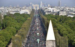 La maratón de París no se correrá este año. (Foto: EFE)