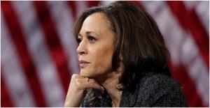 Kamala Harris, candidata a la vicepresidencia de Estados Unidos por parte del Partido Demócrata.