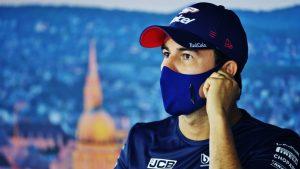 'Checo' Pérez confía en volver a correr en Barcelona. (Foto: Racing Point)