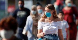 La ciudad de Bruselas hace obligatorio el uso de mascarilla en público