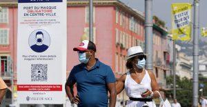 Sitios de trabajo, la fuente principal de contagios de Covid en Francia
