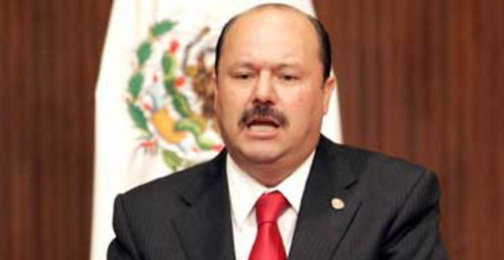 / César Duarte, exgobernador de Chihuahua