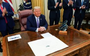 Trump debería estar entre los principales candidatos para el Premio Nobel de la Paz, dice asesor