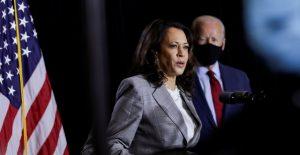 Lo que los estadounidenses piensan de Kamala Harris, la nueva compañera de fórmula de Biden