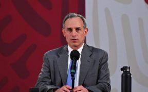 Falta de medicamentos contra cáncer es por monopolio: López-Gatell