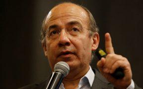 Ya perdoné a Calderón por robarme la presidencia: AMLO